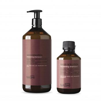 Nashi Mass Solution - thickening shampoo