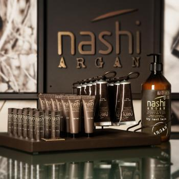 Nashi Argan Desk Display
