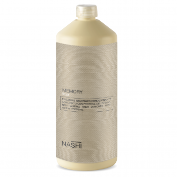 Nashi Memory - organic perm